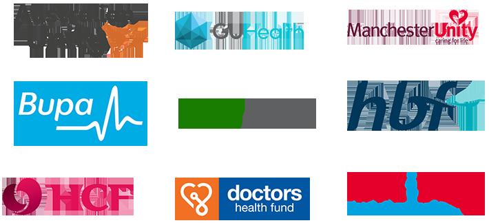 HealthFundLogos