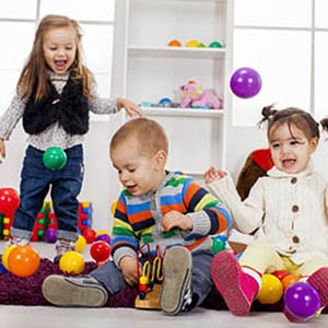Little Learners – Parent and Toddler Program